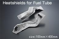 Heatshields for Fuel Tube size:100mm*400mm